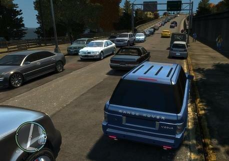 Grand theft auto iv pc новый трафик скачать